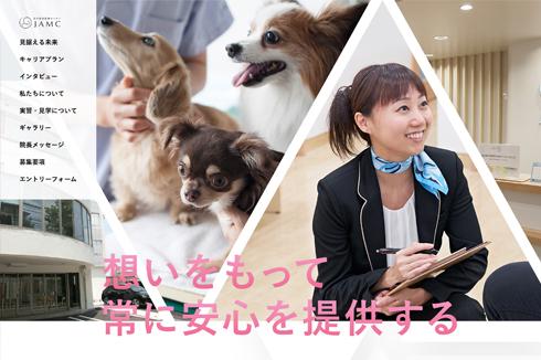 日本動物医療センター採用サイト